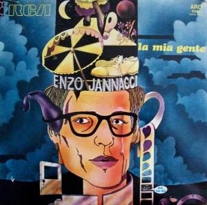 13 - Enzo Jannacci - Front
