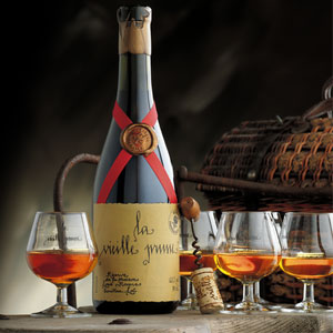 LA VIEILLE PRUNE RISERV IMPERIALE (Brandy di Prugne)
